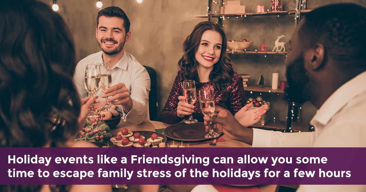 managing family stress around the holidays